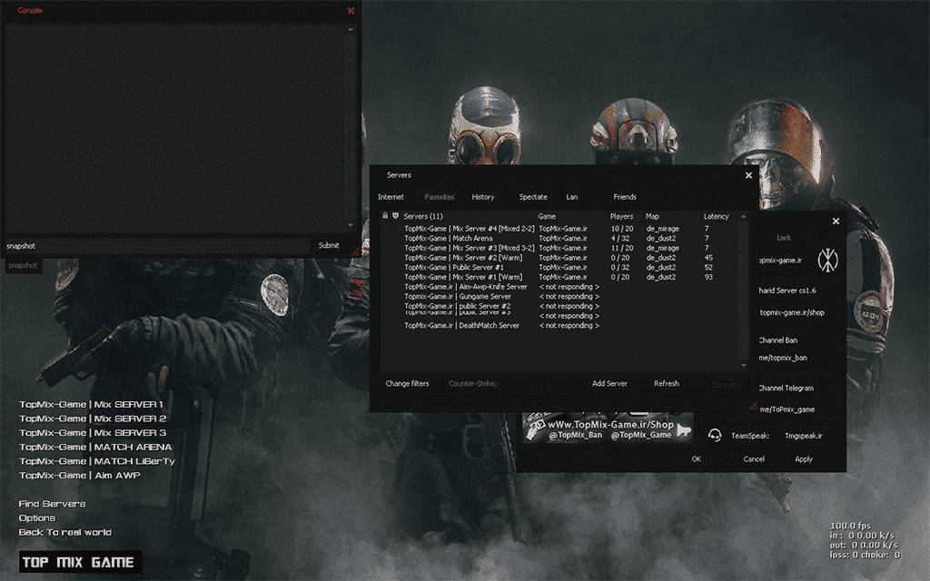 دانلود کانتر 1.6 برای کامپیوتر